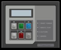 Bảng điều khiển PowerStart0500