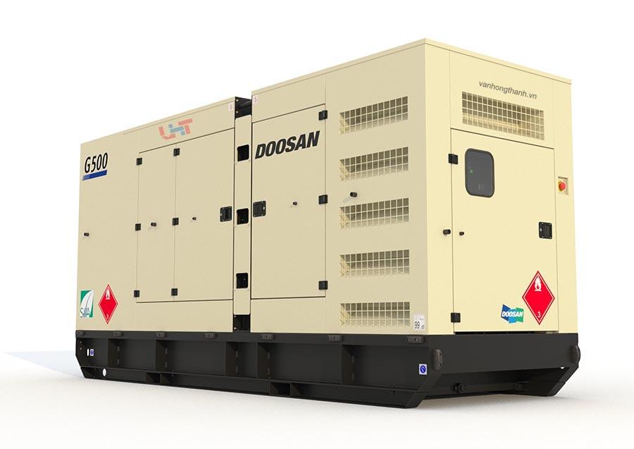 Máy phát điện Doosan