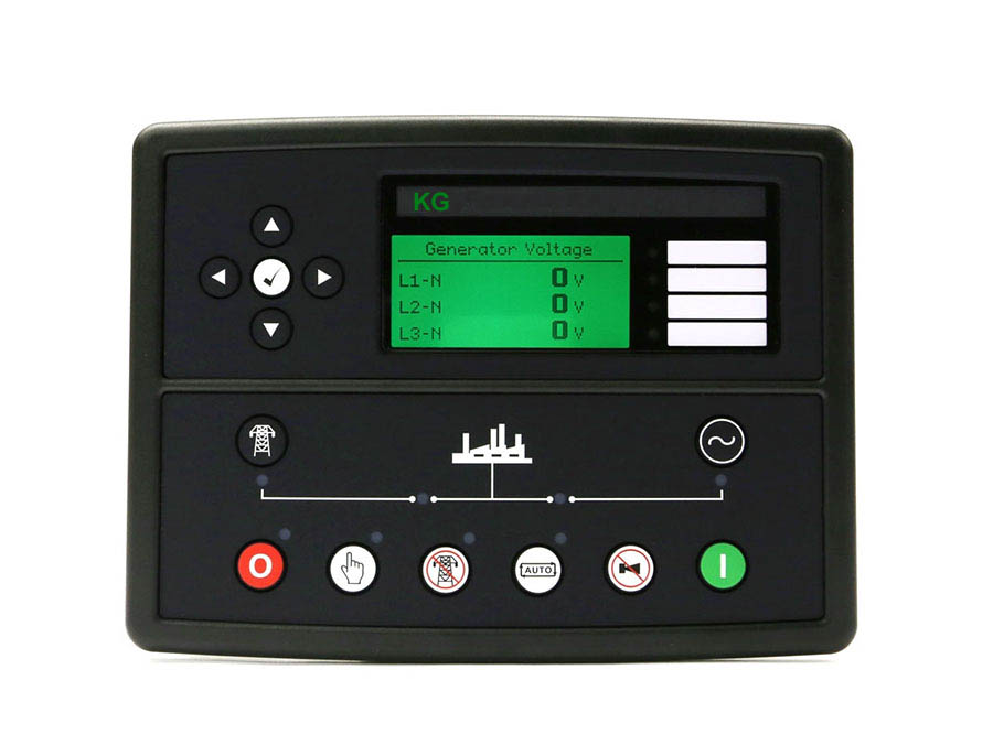 Bảng điều khiển máy phát điện Kirloskar