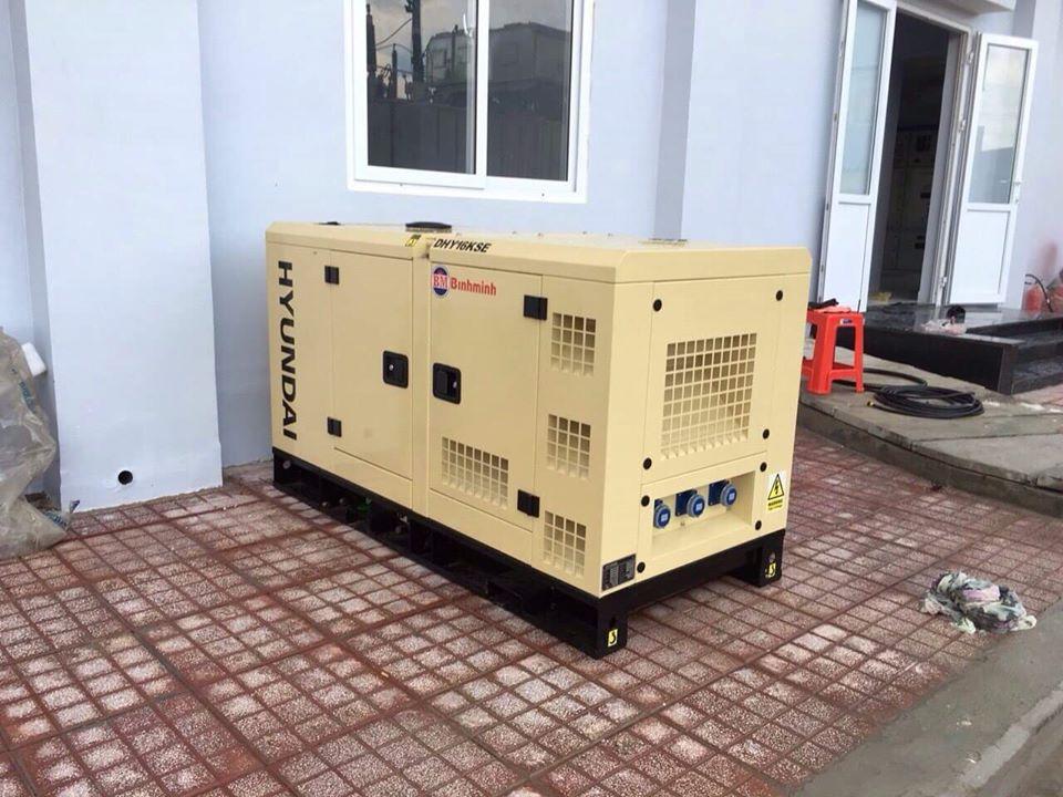 Máy phát điện tại Hà Tĩnh