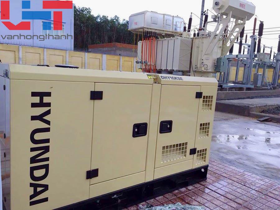 Máy phát điện tại Phú Yên