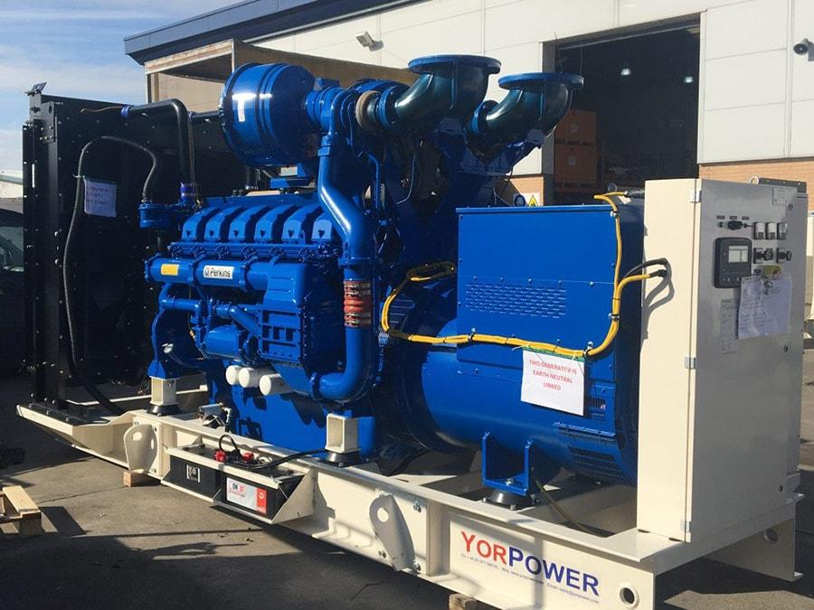 Máy phát điện công nghiệp YorPower