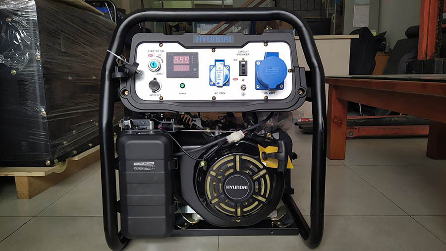 Máy phát điện chính hãng HY11500LE