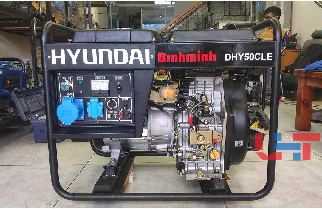 Máy phát điện chính hãng DHY50CLE